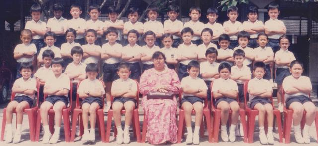 Standard Two - 2E Class (My primary school - Methodist Boys School of Kuala Lumpur)