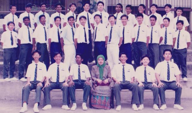 Form 4 - 4 Kensett class (Year 1995)