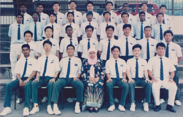 Form 5 - 5 Kensett class (Year 1996)